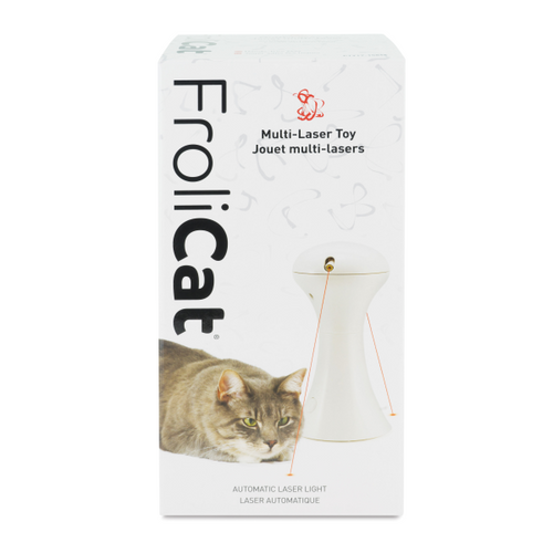 FROLICAT MultiLaser Automatic Laser Light Toy