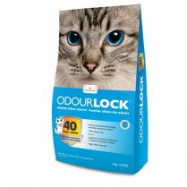 INTERSAND OdourLock Unscented Clumping Litter, 6kg
