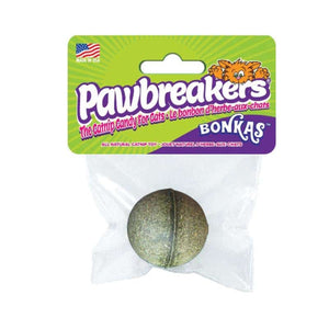 PAWBREAKERS Bonkas Catnip Ball