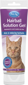 PET-AG Hairball Solution Gel, 3.5oz