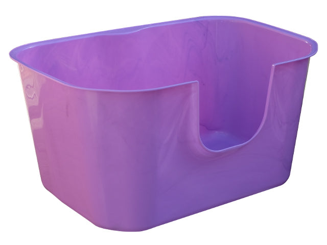 NVR MISS Litter Box, violet