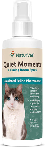 NATURVET Quiet Moments Calming Room Spray, 236ml