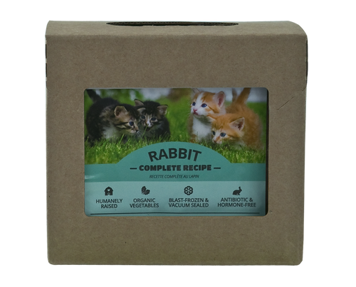 RED DOG BLUE KAT Rabbit Complete Recipe, 227g