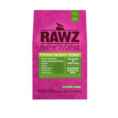RAWZ Grain-Free Chicken, 1.59kg