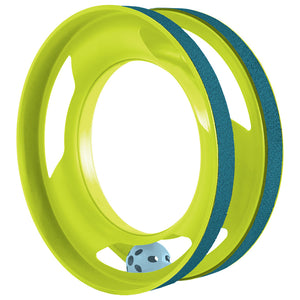 PETSTAGES Ring Track, Green