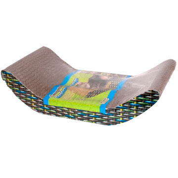 WARE Corrugated Scratch-n-Lounger
