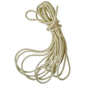 "HERTA PET Sisal Rope Kit 8mm, 30"" length"