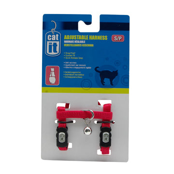 CATIT Adjustable Harness Red, Small