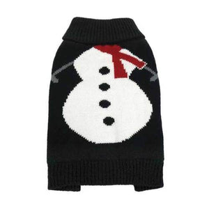 FOUFOU Christmas Sweater Snowman