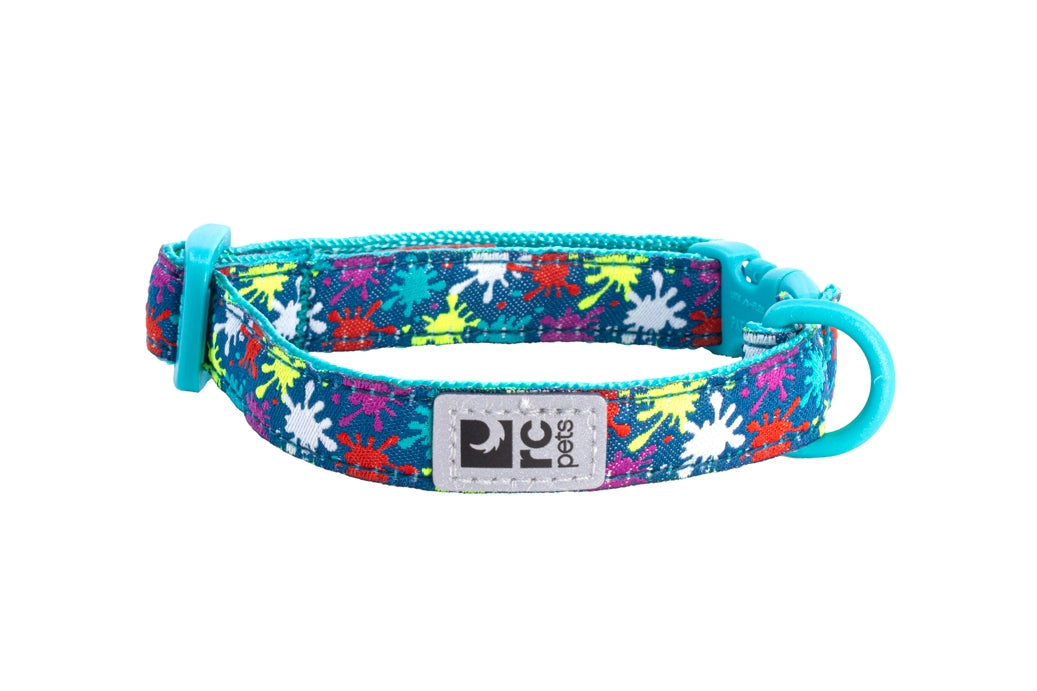 RC PETS Breakaway Collar Splatter