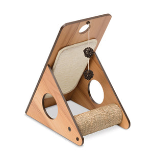 CATIT Vesper Playstation, Walnut