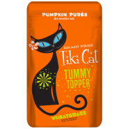 TIKI CAT Pumpkin & Wheatgrass Tummy Topper, 42g