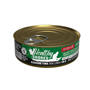 HEALTHY SHORES Albacore Tuna Pâté, 100g