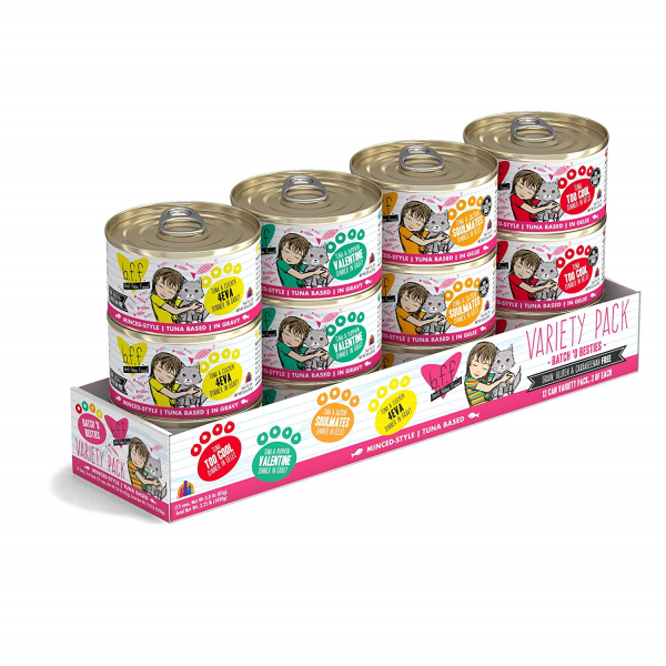 BFF Tuna Variety Pack, 12/3oz cans