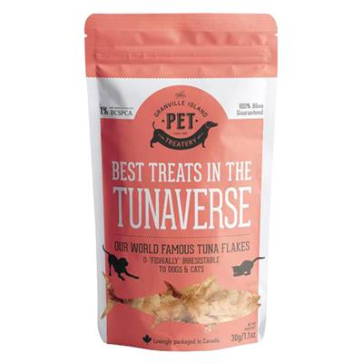 GRANVILLE ISLAND PET TREATERY Best Treats in the Tunaverse, 30g