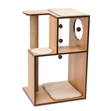 CATIT Vesper V-Box Large, Walnut