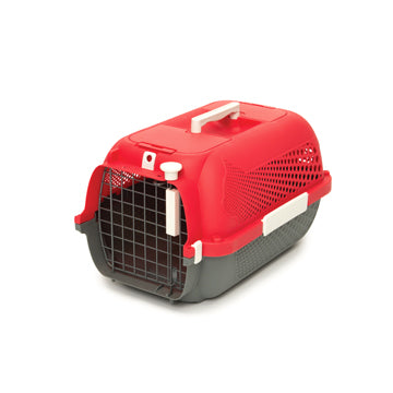 CATIT Voyageur Carrier Small, Cherry Red