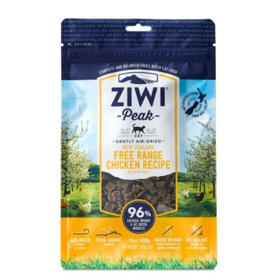 ZIWI PEAK Air-Dried Free-Range Chicken Recipe, 400g