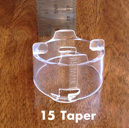 Robocut Taper Adapter 15 Degrees