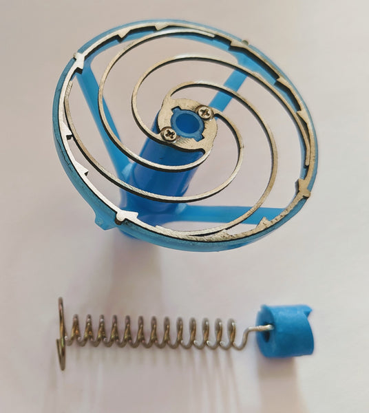 Rotary Blade and Spring