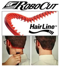HairLine model by Robocut