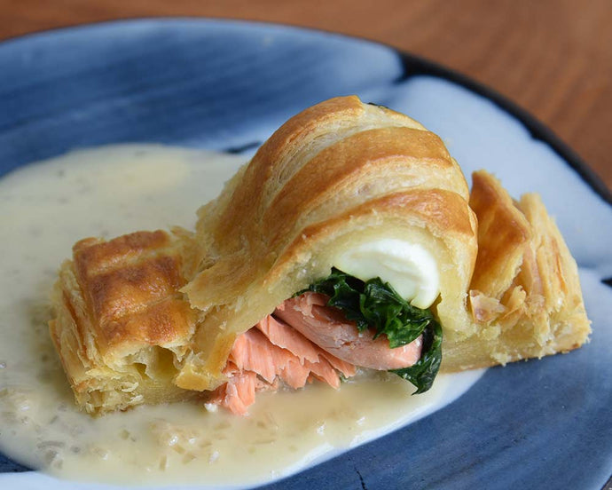 Weekly Special - Salmon Wellington