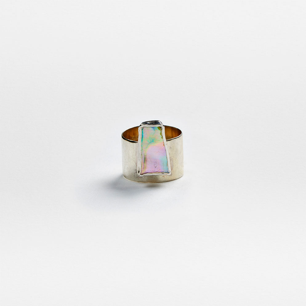Abalone Ring No. 12