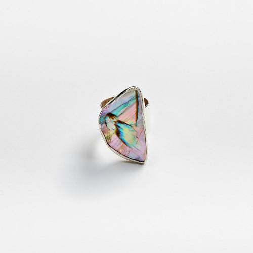 Abalone Ring No. 14
