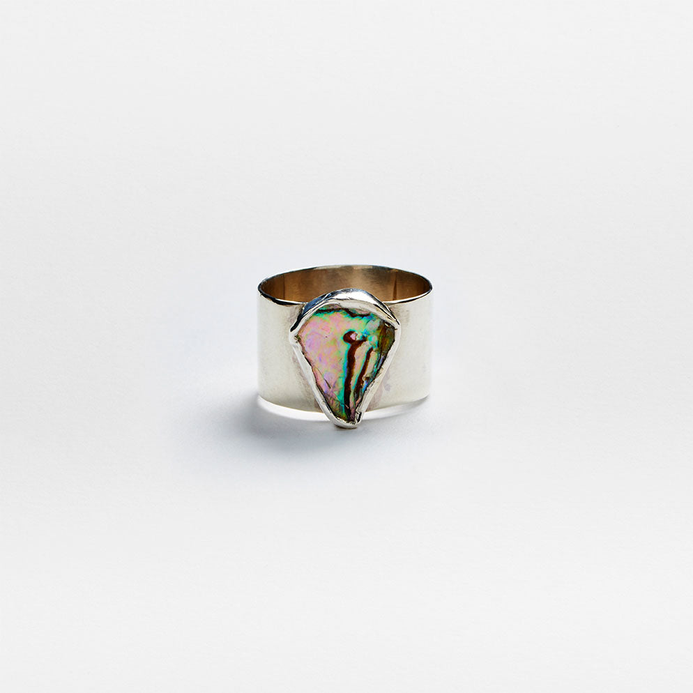 Abalone Ring No. 15