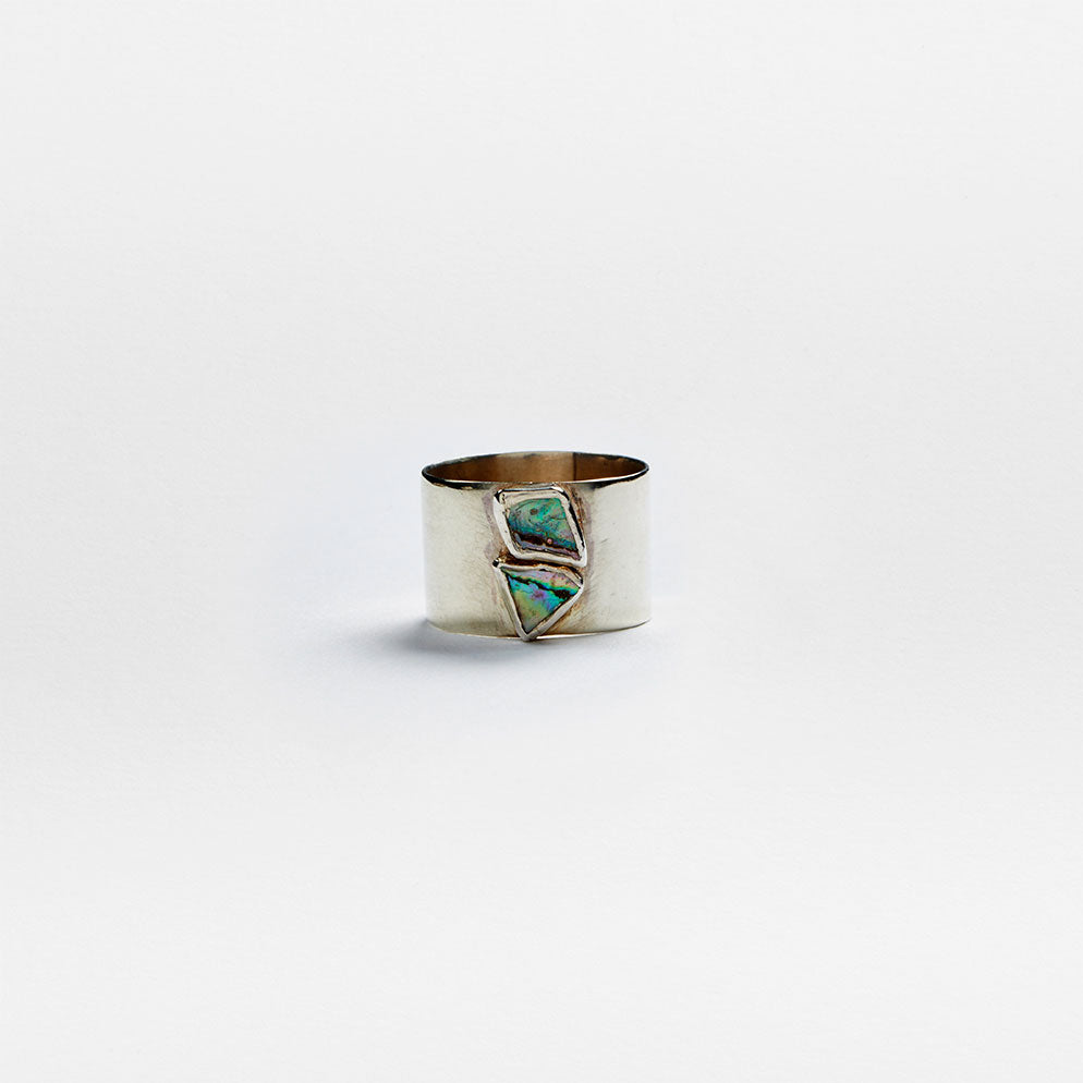 Abalone Ring No. 17