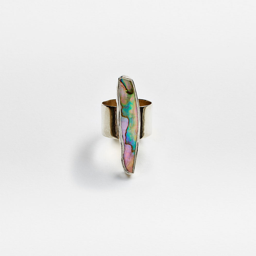 Abalone Ring No. 20