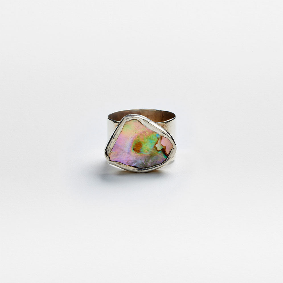 Abalone Ring No. 21