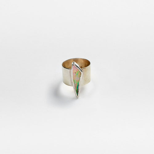 Abalone Ring No. 5