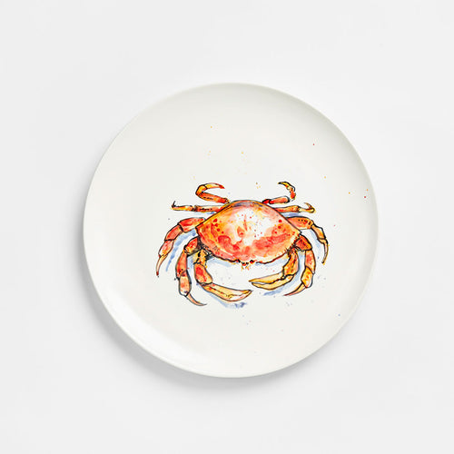 Dungeness Crab Plate 11""