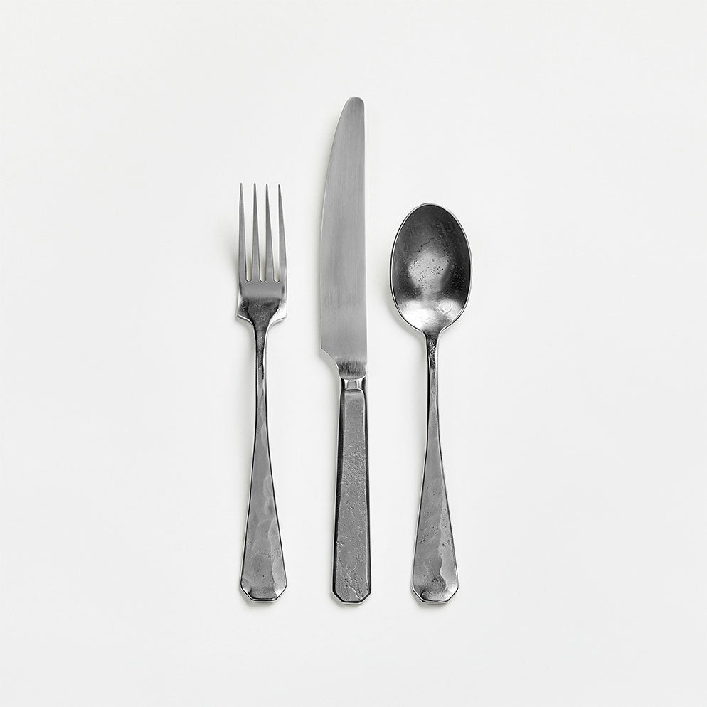 Hand Forged Flatware Set