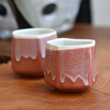 Load image into Gallery viewer, Red Tea Cup