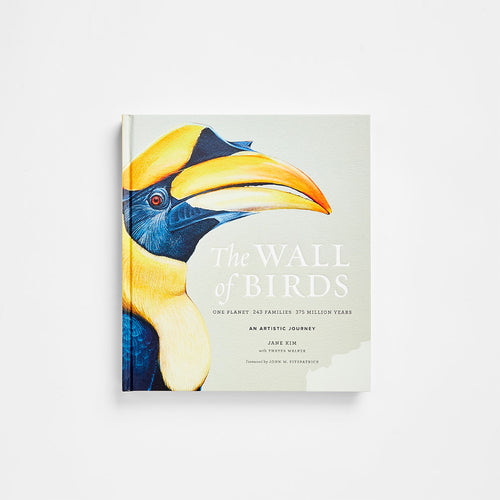 The Wall of Birds Book