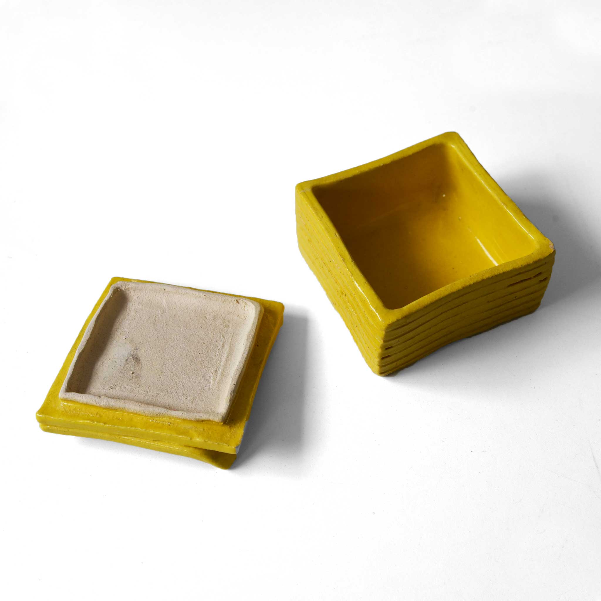 Yellow Notepad Box