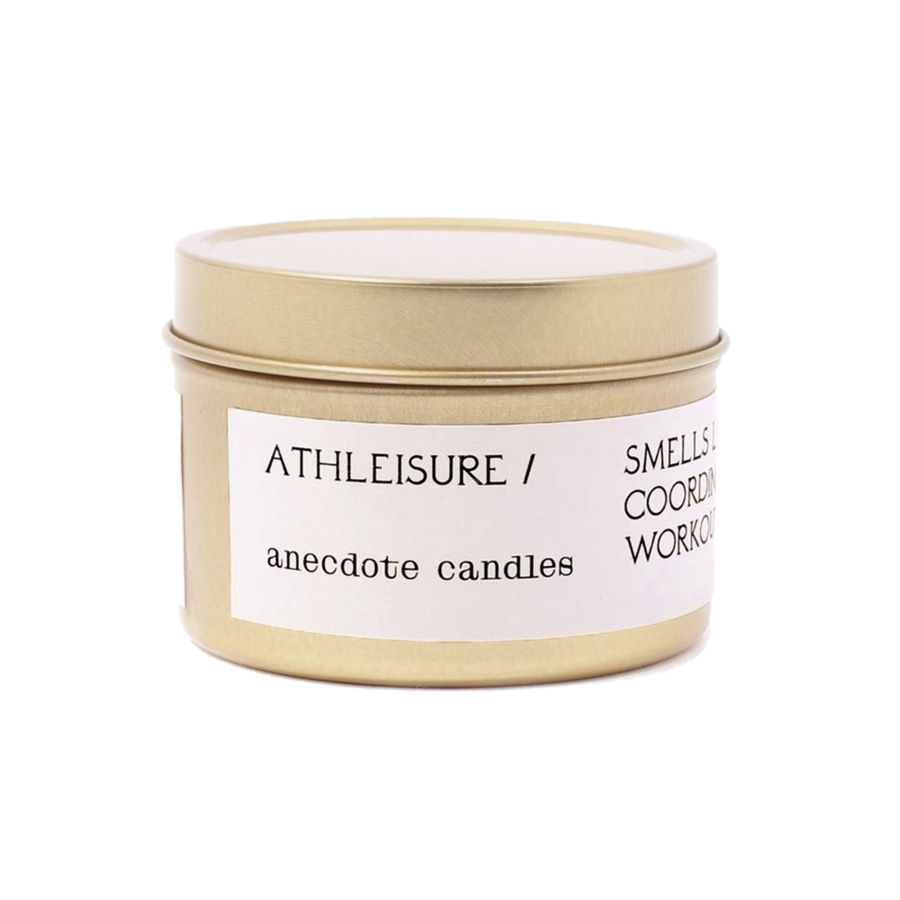 Anecdote Candle Tin - Athleisure