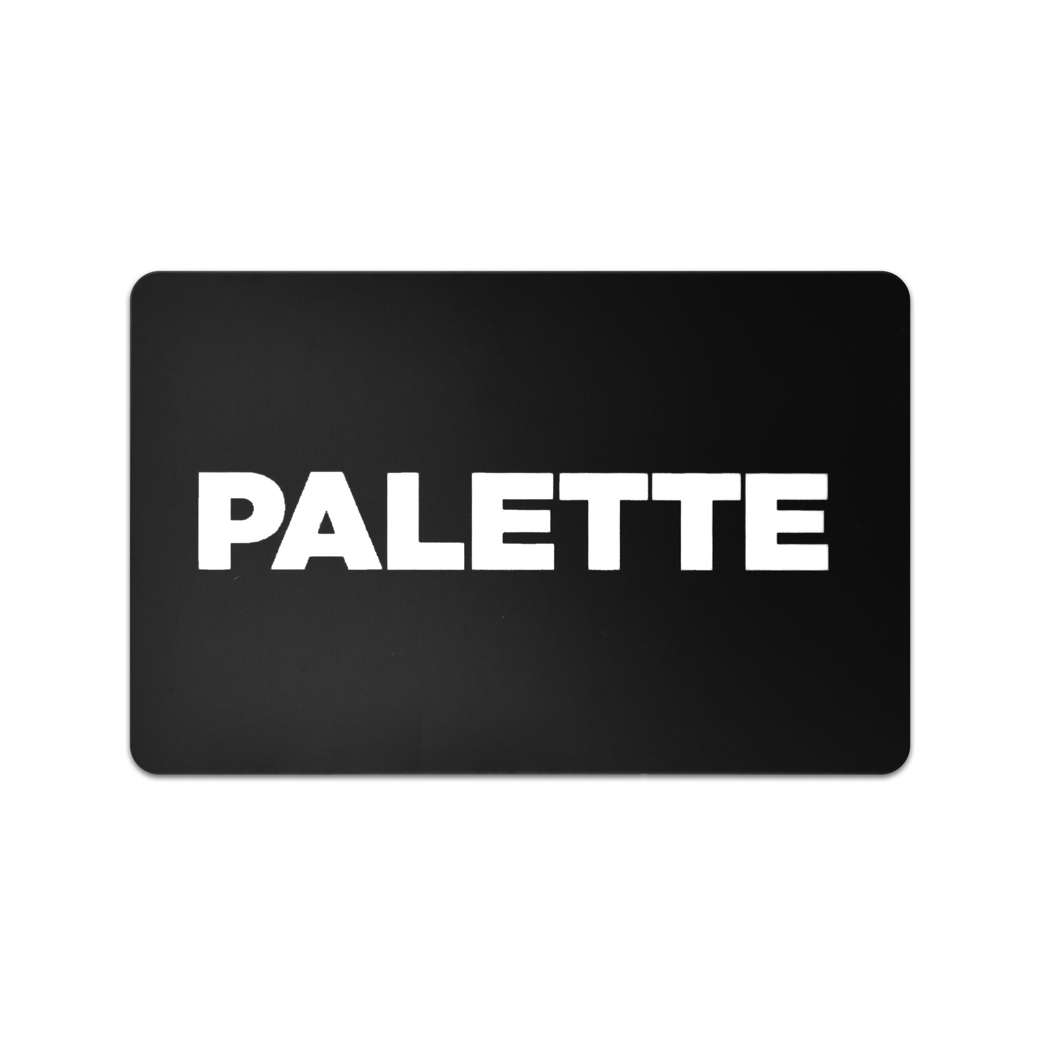 Palette Gift Card
