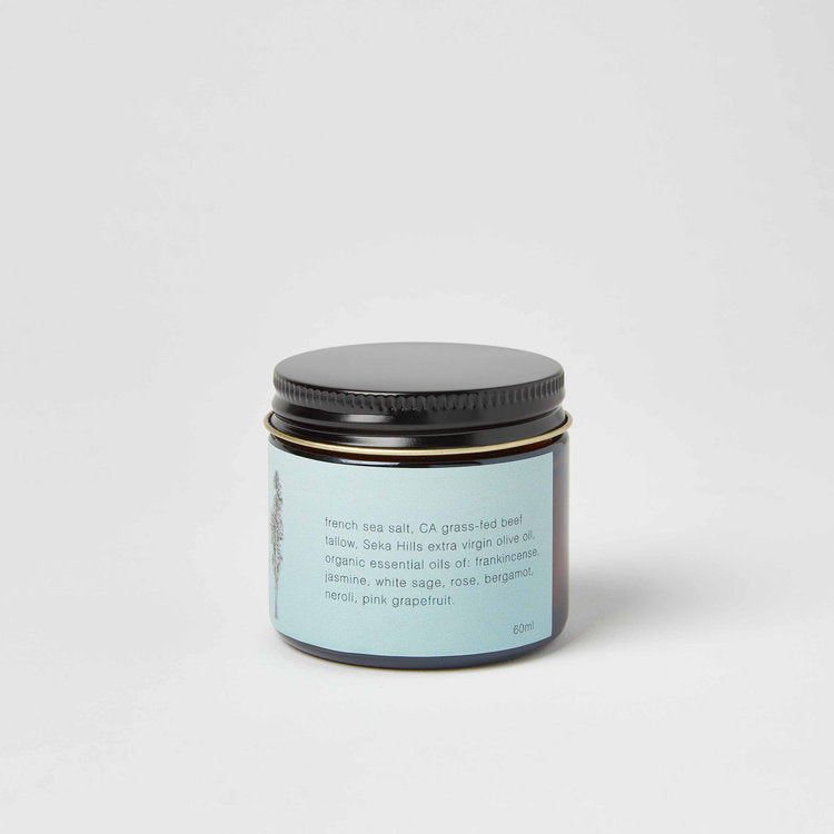 Summer Solace Body Scrub- Snow in Summer