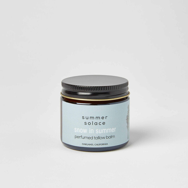 Summer Solace Perfume Balm- Snow in Summer