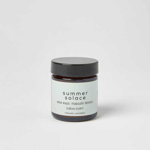 Summer Solace Tallow Balm