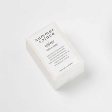 Load image into Gallery viewer, Summer Solace Vetiver Tallow Soap