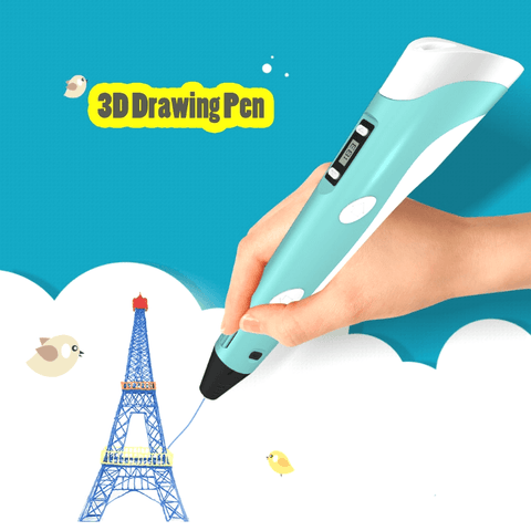 BEST 3D PRINTING SCRIBBLER/ DRAWING PEN - HipHawker