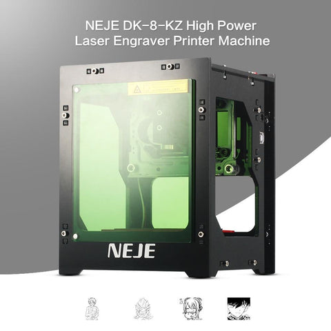 NEJE Mini Laser Engraving Machine - HipHawker