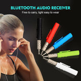 World's Smallest Car Bluetooth Receiver (3.5mm Audio-Jack) - HipHawker