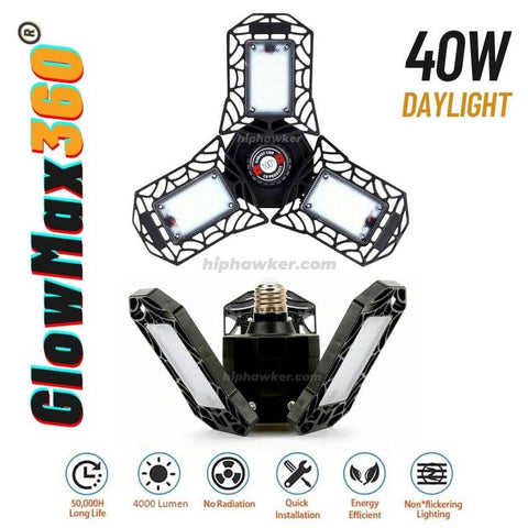 GlowMax360® Ultra Bright Ceiling Light