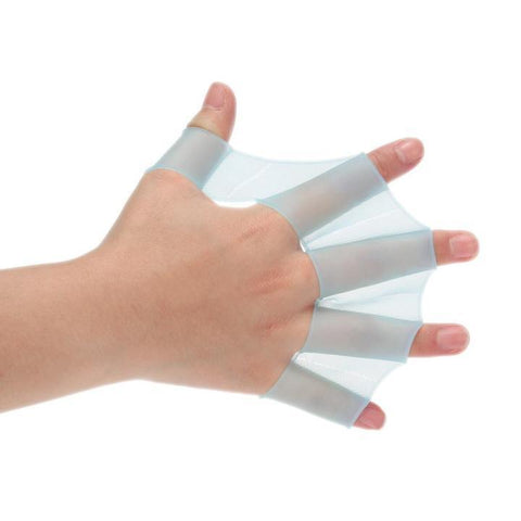 Swimming Hand Webbed Fins - HipHawker