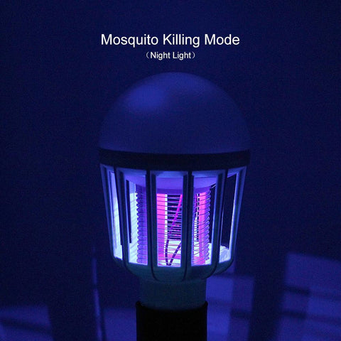 Indoor Dual-Mode Mosquito Killer Lamp - HipHawker